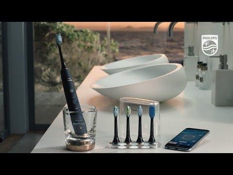 Jaký je nový sonický zubní kartáček - Philips Sonicare  DiamondClean Smart