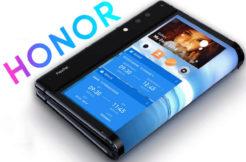 Ohebný telefon od Honoru