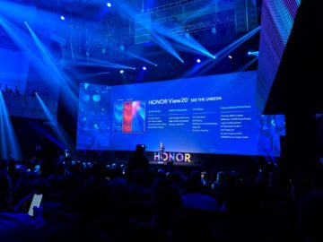 parametry specifikace honor view20