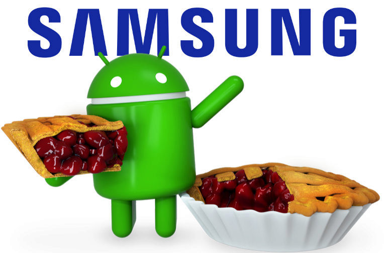 samsung galaxy android 9 pie telefony