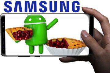 samsung galaxy telefony android 9 pie aktualizace one ui
