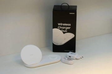Samsung Wireless Charger Duo obsah baleni