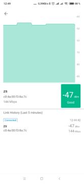 Sledování domácí Wi-Fi