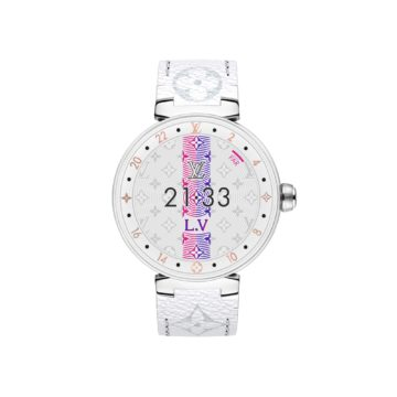 smartwatch louis_vuitton_tambour_horizon_pure_white