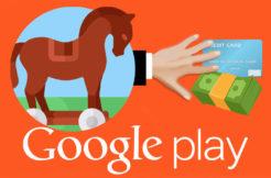 trojsky kun google play penize kradez banka