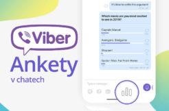 viber ankety v chatech