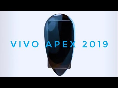 Vivo Apex 2019 in Real - Promo Video - Really no buttons
