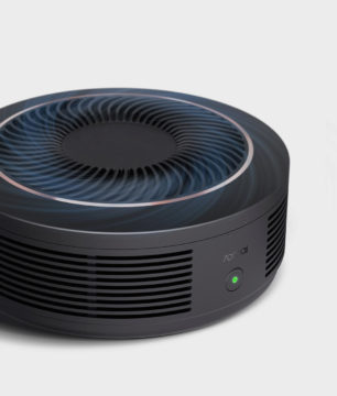 Xiaomi 70Mai Car Air Purifier Pro design