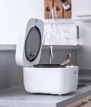 xiaomi electric pressure cooker design