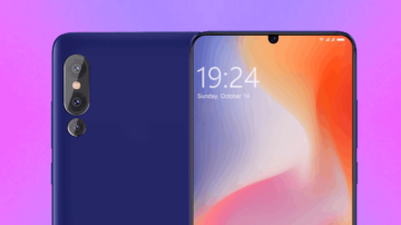 Xiaomi Mi 9 predni strana