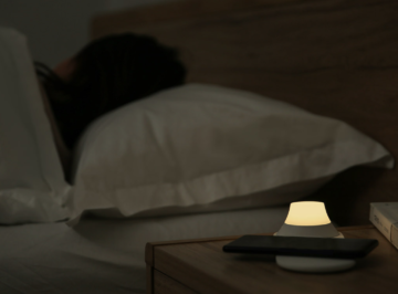 xiaomi yeelight night lamp