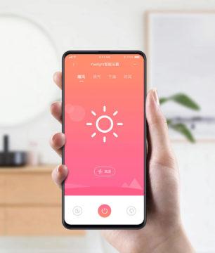Xiaomi Yeelight Yuba aplikace