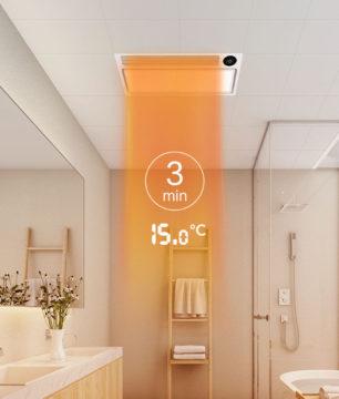Xiaomi Yeelight Yuba hotkovzdusny ventilator