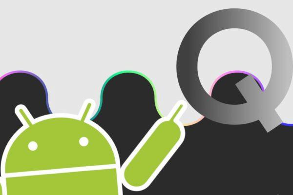 android 10 Q tlacitko zpet gesta ovladani sysrem