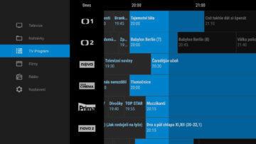 aplikace sledovani tv program