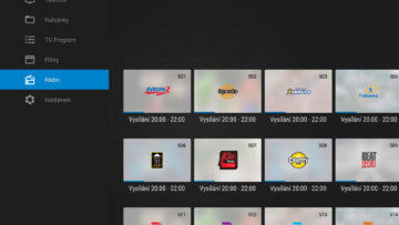 aplikace sledovani tv radia