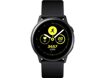 cerna varianta samsung galaxy watch active
