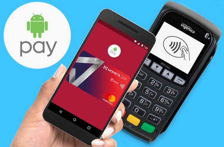 Čeští uživatelé si museli na Android Pay počkat do listopadu 2017
