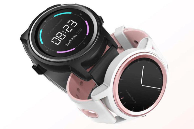 chytre hodinky xiaomi yunmai watch