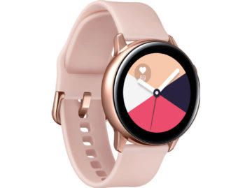 cifernik samsung galaxy watch active