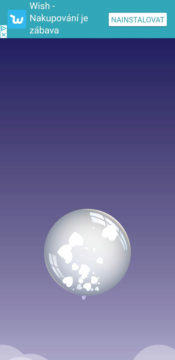 crystal ball android aplikace