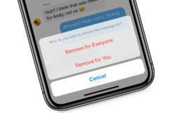 facebook messenger umozni mazat zpravy