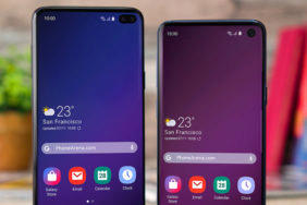 finalni pohled samsung galaxy s10