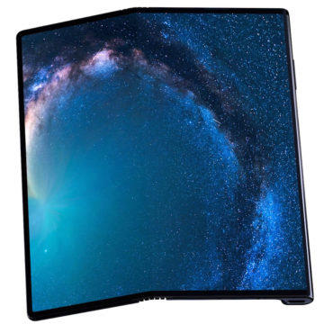 foldable phone huawei mate x