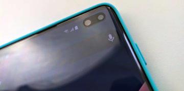 folie na displeji Samsung Galaxy S10