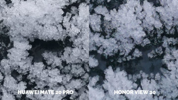 Fototest Honor View 20 vs Huawei Mate 20 Pro makro detail