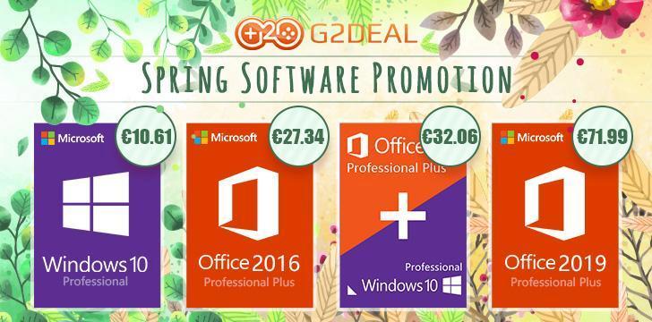 g2deal akce windows 10