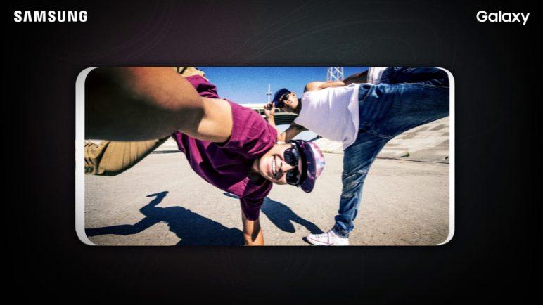 Galaxy S Mới | Camera 4K Chống Rung Chuyên Nghiêp