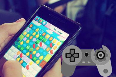 Gaming Mode herni rezim aplikace android