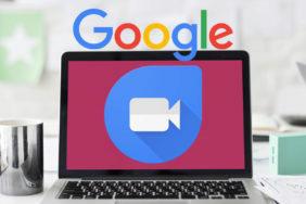 google duo na webu desktop pc