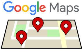 google mapy odstraneni lokace