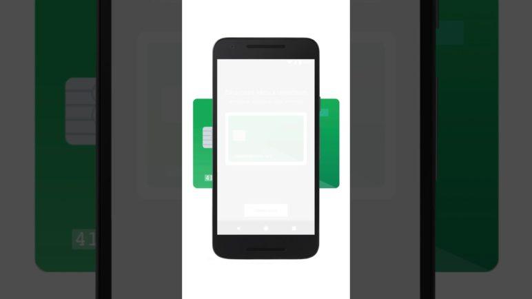 Google Pay: Přidání karty