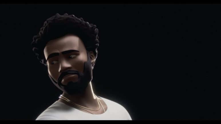 Google Pixel 3 | Childish Gambino Playmoji