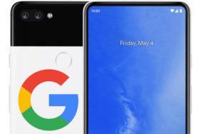 google pixel 4 koncept