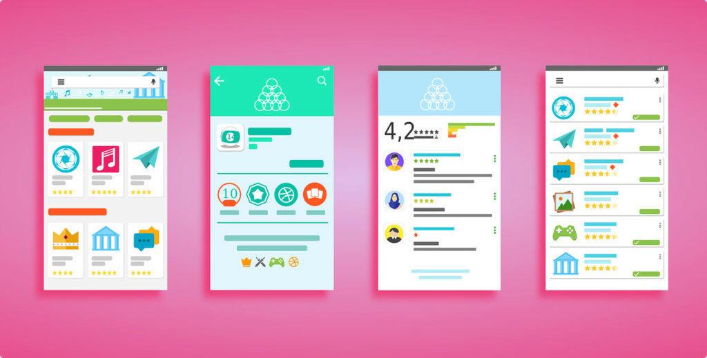 google play aplikace aktualizace