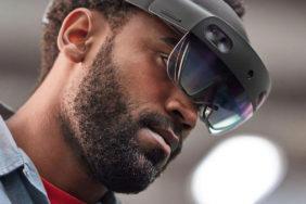 hololens 2 AR headset microsoft
