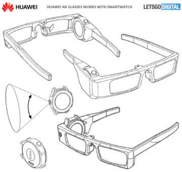 huawei ar glasses