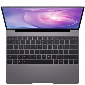 Huawei MateBook 13 klavesnice