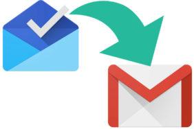inbox gmail nove funkce