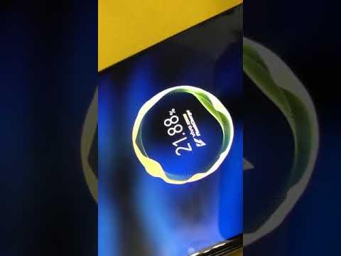 iQOO 44W Charging Effect