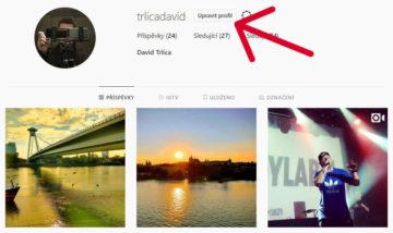 jak docasne odstranit instagram ucet