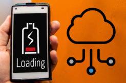 lepsi vydrz baterie v cloudu