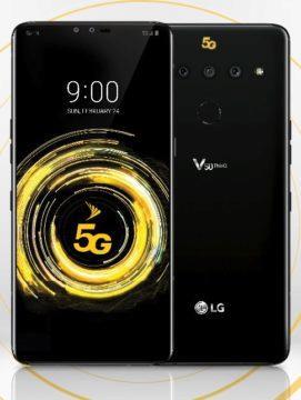 lg v50 thinq 5g telefon