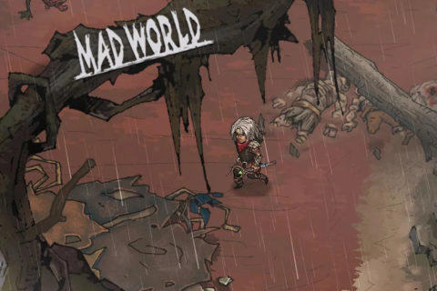 mad world mmorpg hra