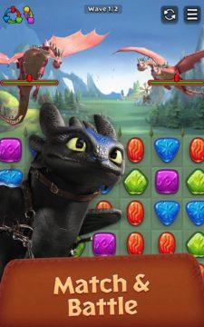 mobilni hra dragons