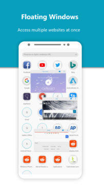 Momentum Browser android